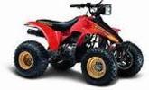 Thumbnail 1988 1989 1990 1991 1992 Suzuki LT230E ATV models FACTORY Service Manual
