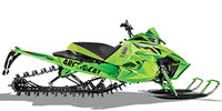 Thumbnail 2016 Arctic Cat ZR_XF_M_4000_6000_8000 2-Stroke Snowmobile models Service Manual