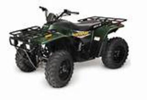 Product picture 2000 Arctic Cat ATV Factory Service Manual_2x4_4x4 250 300 400 500 models